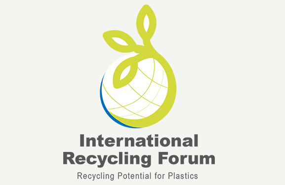 Logo Internationales Recycling Forum