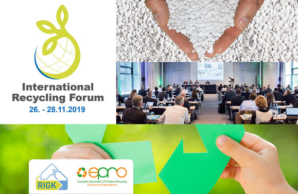 3. internationales Recycling Forum