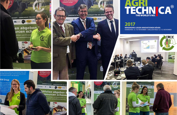 Agritechnica 2017 Collage
